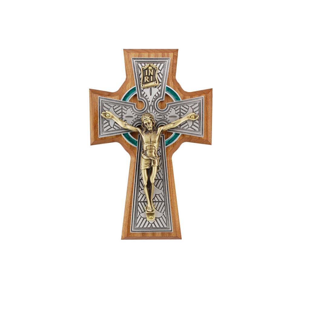 "McVan 5 1/2"" Celtic Crucifix"