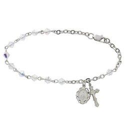 "McVan 7.5"" Swarovski Crystal Bracelet"