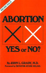 ABORTION YES OR NO?