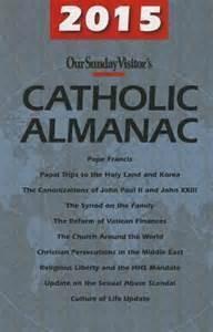 2015 OSV CATHOLIC ALMANAC