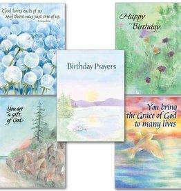 The Printery House Boxed Cards - Birthday Prayers - 10/box