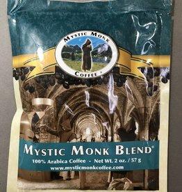 Mystic Monk Coffee Mystic Monk Sample Coffee Mystic Monk Blend 2oz.