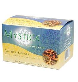Mystic Monk Coffee Mystic Monk Tea - Mystica Sampler Tea