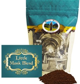 Mystic Monk Coffee Mystic Monk Coffee - Little Monk Blend Ground 12oz.