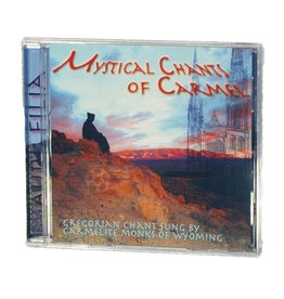 Mystic Monk Coffee Mystical Chants of Caramel CD