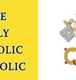 MUG-VAT2 ONE HOLY CATHOLIC APOS
