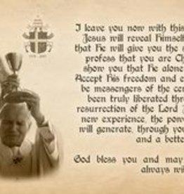 MUG-957 POPE ST. JOHN PAUL II A
