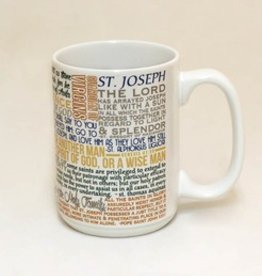 MUG15-Q13 SAINT JOSEPH QUOTE