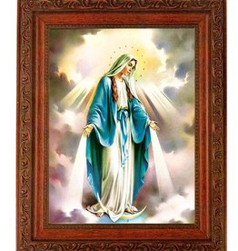 "10 X 12"" OUR LADY OF GRACE FRMD"