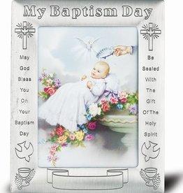Engravable Baptism Frame