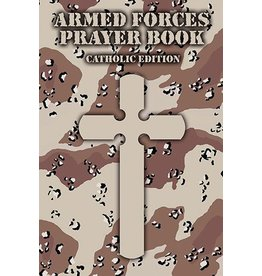 Aquinas Press Armed Forces Prayer Book - Catholic Edition