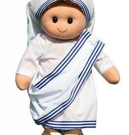 Sister Softy Sister Teresa Nun Doll