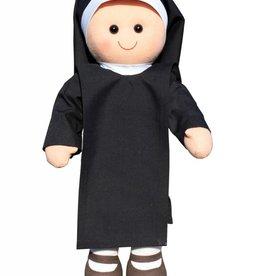 Sister Gertrude Nun Doll