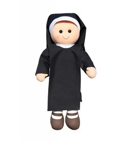 Sister Softy Sister Gertrude Nun Doll
