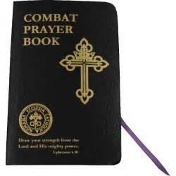 Combat Prayer Book