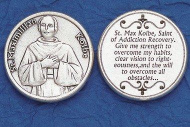 Lumen Mundi St. Maximillian Kolbe Token