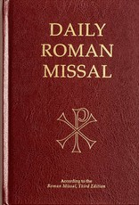 Daily Roman Missal Burgundy Hardcover 3rd Edition