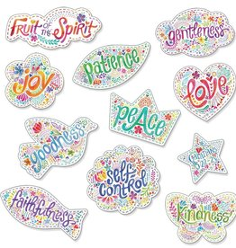 Wee Believers Let Your Light Shine Magnet Set