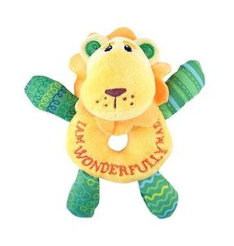Wee Believers Luca the Lion Cub Rattle