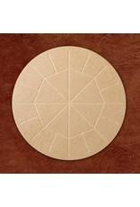 "Cavanagh Altar Bread 5 3/4"" (146mm) Whole Wheat - Box of 25"