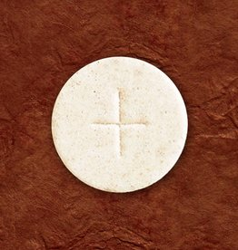 Altar Bread 1 3/8 - White - Box of 1,000
