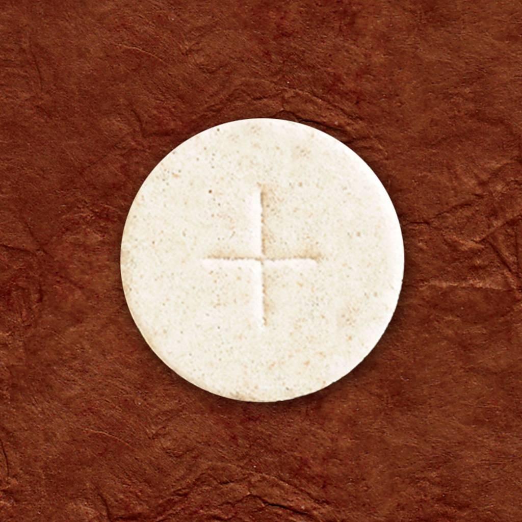 Altar Bread 1 3/8 - White - Box of 1,000
