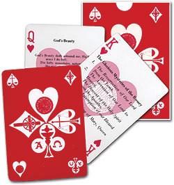 Devon Catholic Doctrine Playing Cards