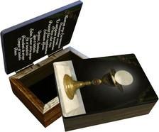 Nelson Fine Art Chalice with Host Keepsake Box