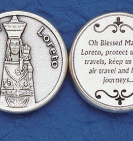 Lady of Loreto Token