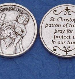 St. Christopher Pocket Token