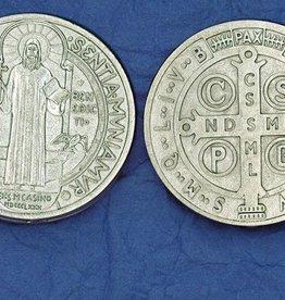 Lumen Mundi St. Benedict Token