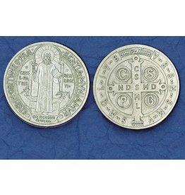 Lumen Mundi St. Benedict Pocket Token