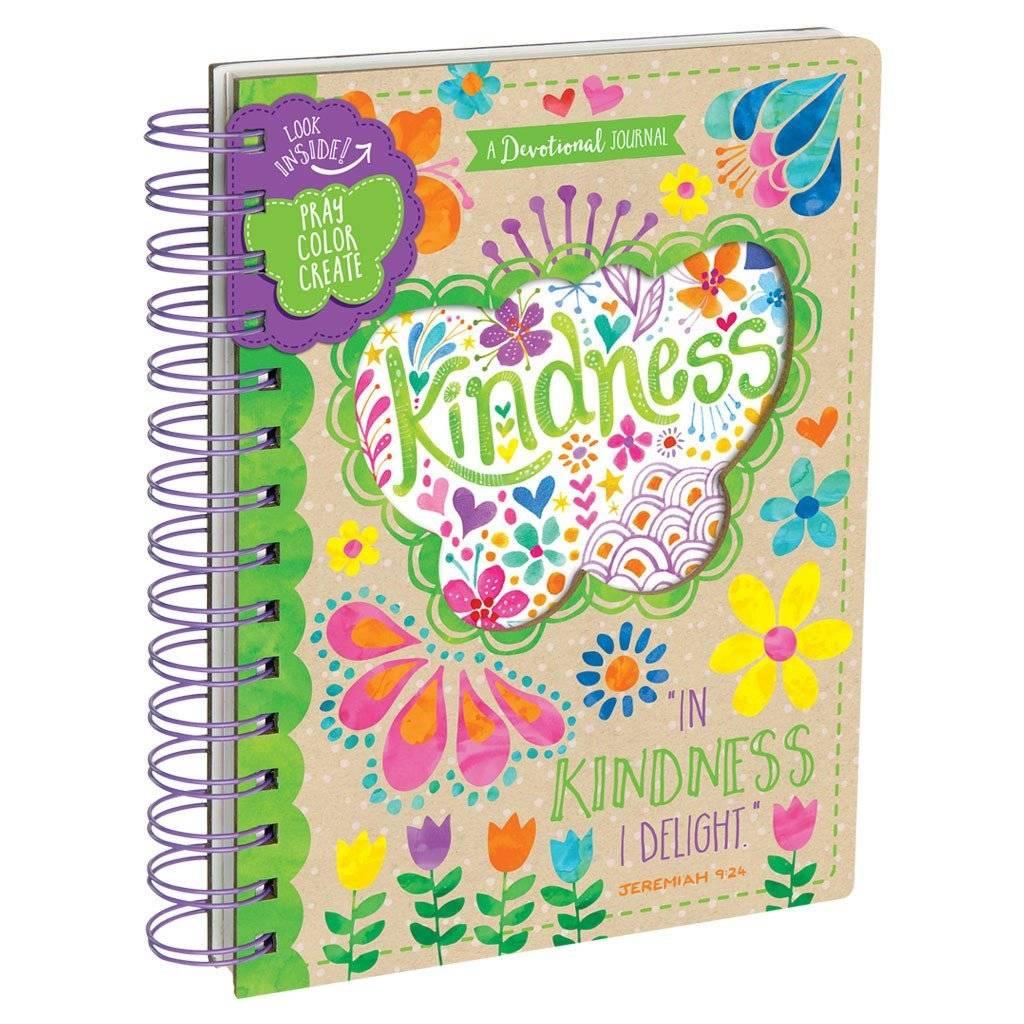 Kindness Devotional Journal
