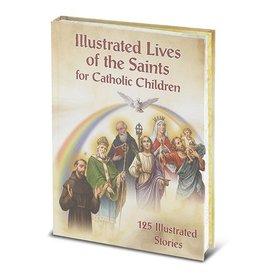 WJ Hirten Illustrated Lives of the Saints for Catholic Children