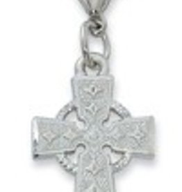 Celtic Cross Clippable Charm