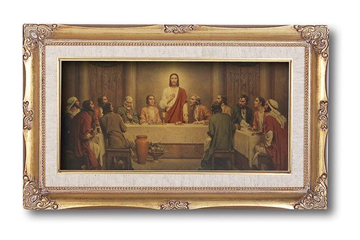 11 X 19 Last Supper - Chambers