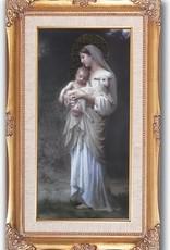 Divine Innocence 14x24 Framed Print