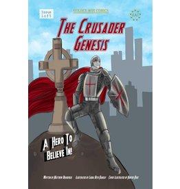 Golden Age Comics The Crusader Genesis