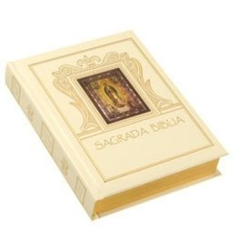 Fireside Catholic Publishing Madre de las Américas Biblia Católica Familiar
