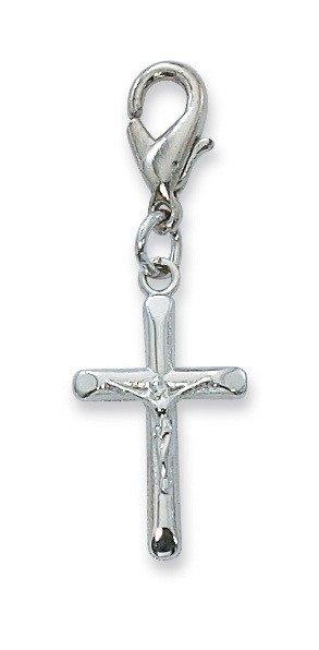McVan Crucifix Clippable Charm