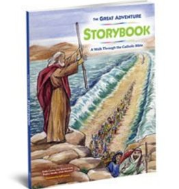 The Great Adventure Storybook by Jeff Cavins