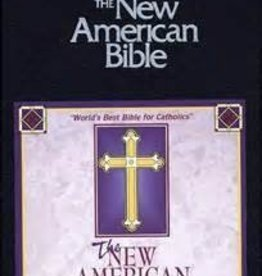 Navy Blue New American Bible