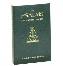 Catholic Book Publishing Corp The Psalms: New Catholic Version (A St. Joseph Edition)