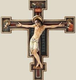 10.25 Florentine Crucifix