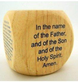 Christian Brands Favorite Catholic Prayers Prayer Cube