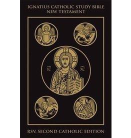Ignatius Press New Testament Ignatius Catholic Study Bible
