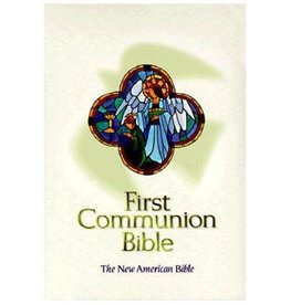 First Holy Communion Bible Blue