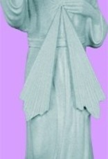 "Space Age Plastics 24"" Divine Mercy Lawn and Garden Statue"