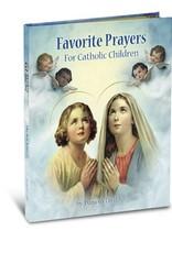 WJ Hirten Favorite Prayers Gloria Series Children's Story Books