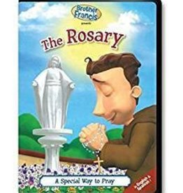Ignatius Press Brother Francis - The Rosary: A Special Way to Pray